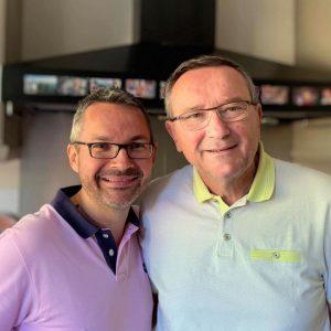 Frédéric et Jean-Luc
