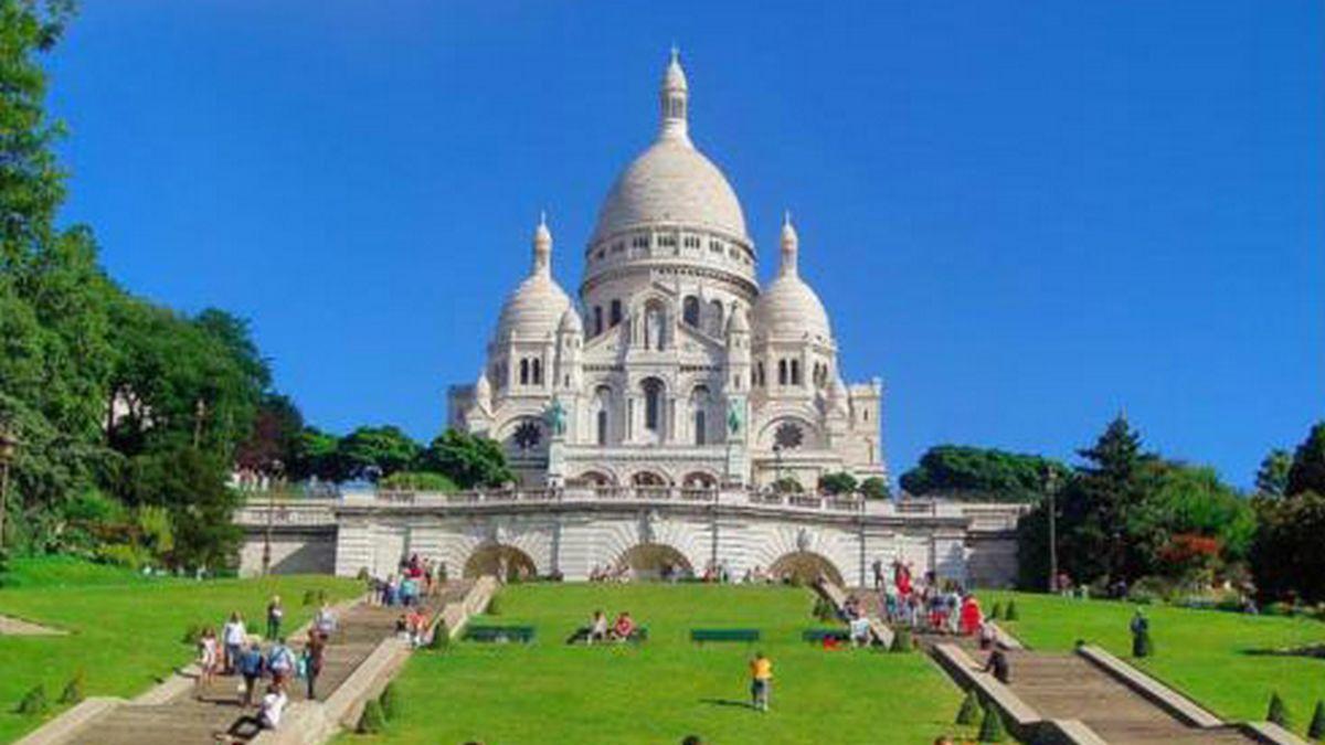 Sacre coeur - Paris