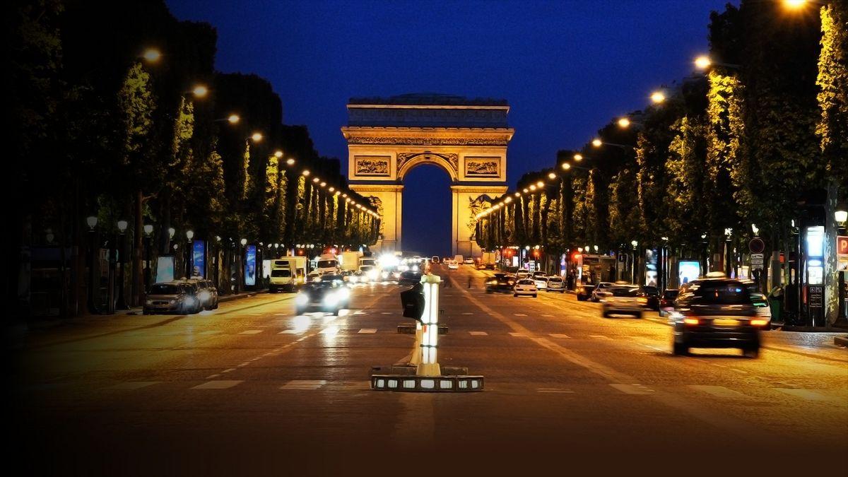 champs elysee - Paris