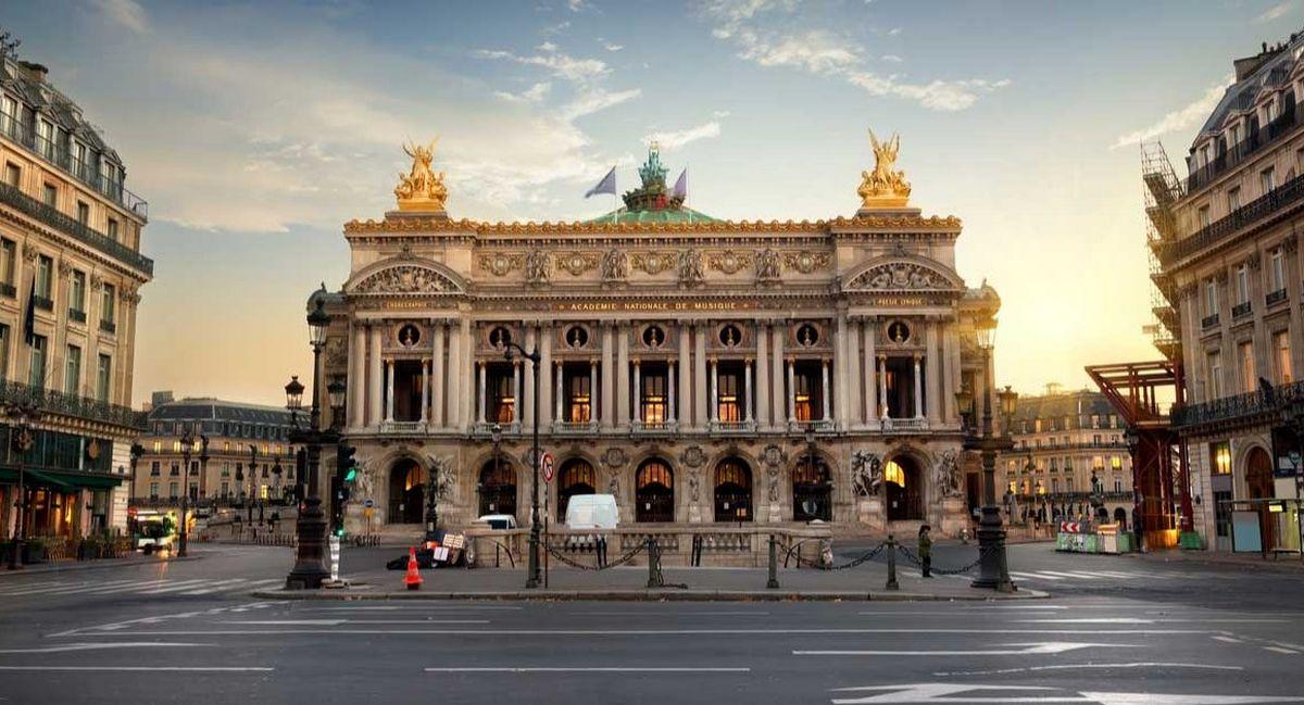 palais-garnier-opera - Paris